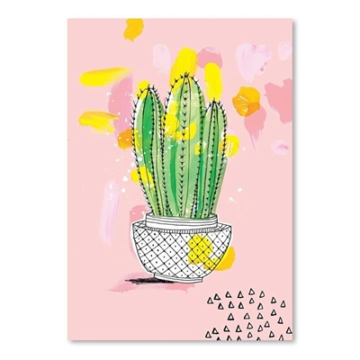 Cactus Print Art by Americanflat, a Kids Prints & Wall Decor for sale on Style Sourcebook