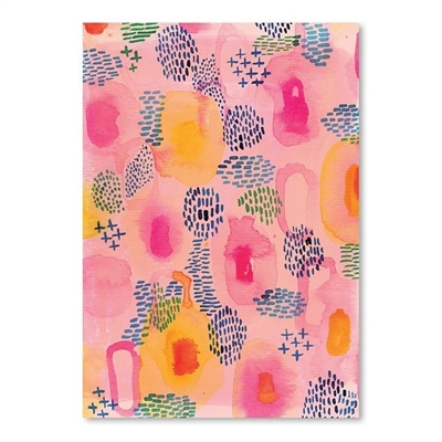 Water Colour Patterns Print Art by Americanflat, a Kids Prints & Wall Decor for sale on Style Sourcebook