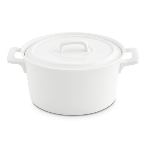 Ambrosia Ashton 21cm 2 Litre Round Casserole Dish by Ambrosia, a Baking Dishes for sale on Style Sourcebook
