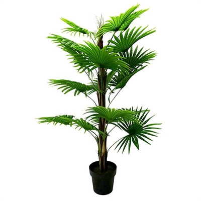 Set of 2 Artificial Fan Palm in Pot by Searles, a Plants for sale on Style Sourcebook