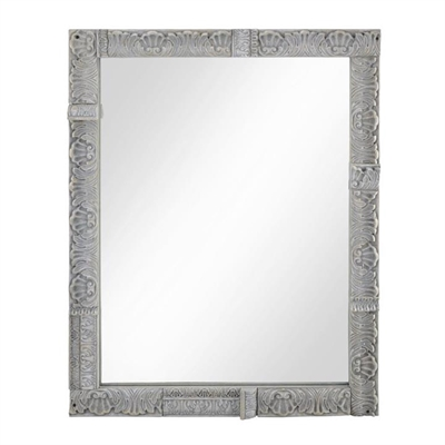 Kinzy Moulding Wood Framed 92 cm Wall Mirror by Cosy Home, a Mirrors for sale on Style Sourcebook