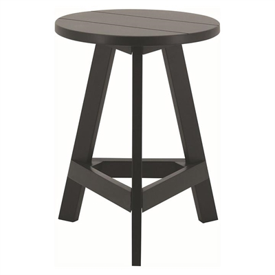 Zahia Stool, Black Wood Iniko by Iniko, a Bar Stools for sale on Style Sourcebook