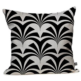 Miami Palms by Grace Garrett, a Cushions, Decorative Pillows for sale on Style Sourcebook