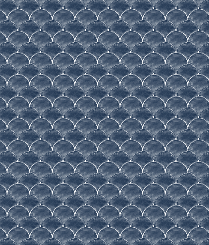 Fishscale Wallpaper by Grace Garrett, a Wallpaper for sale on Style Sourcebook