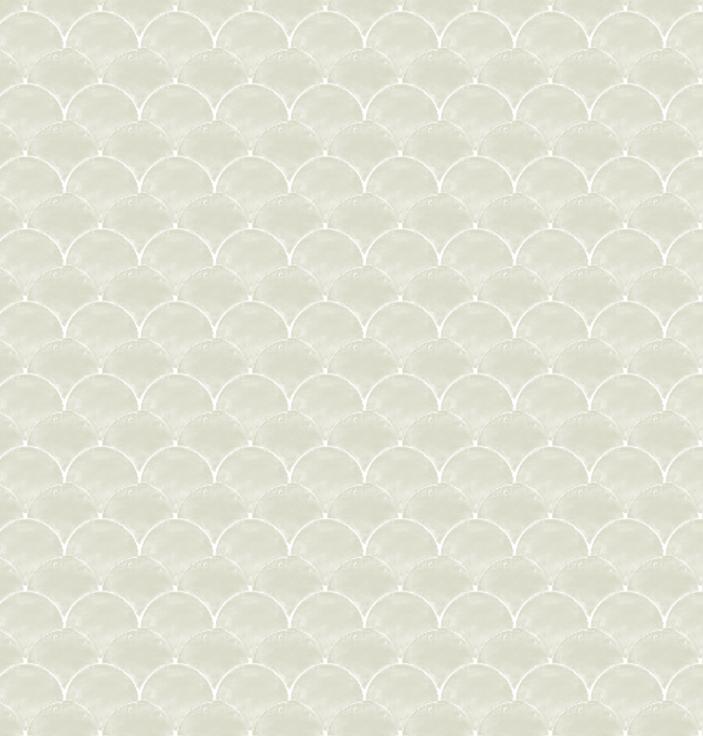 Fishscale Wallpaper by Grace Garrett, a Wallpaper for sale on Style Sourcebook