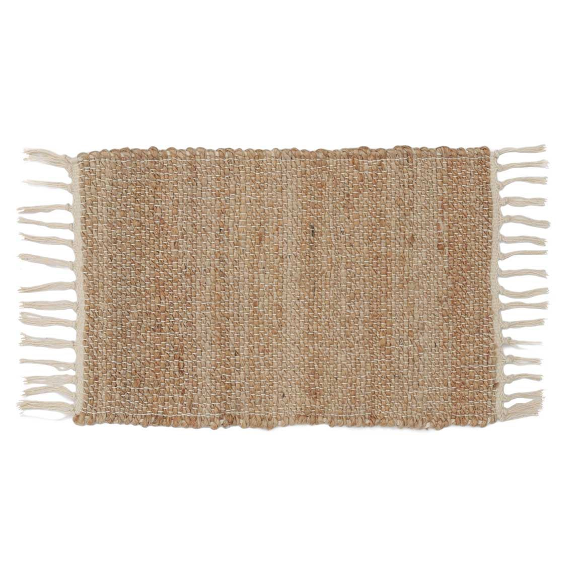 Sasika Placemat Size W 33cm x D 48cm x H 1cm in Natural Jute Freedom by Freedom, a Placemats for sale on Style Sourcebook