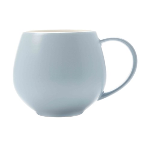 Maxwell & Williams Tint Snug Mug 450ml Cloud by Maxwell & Williams, a Cups & Mugs for sale on Style Sourcebook