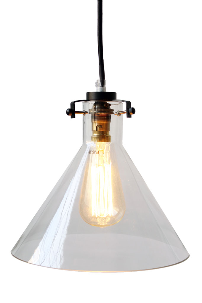 Lab Funnel Pendant Light by Fat Shack Vintage, a Wall Lighting for sale on Style Sourcebook