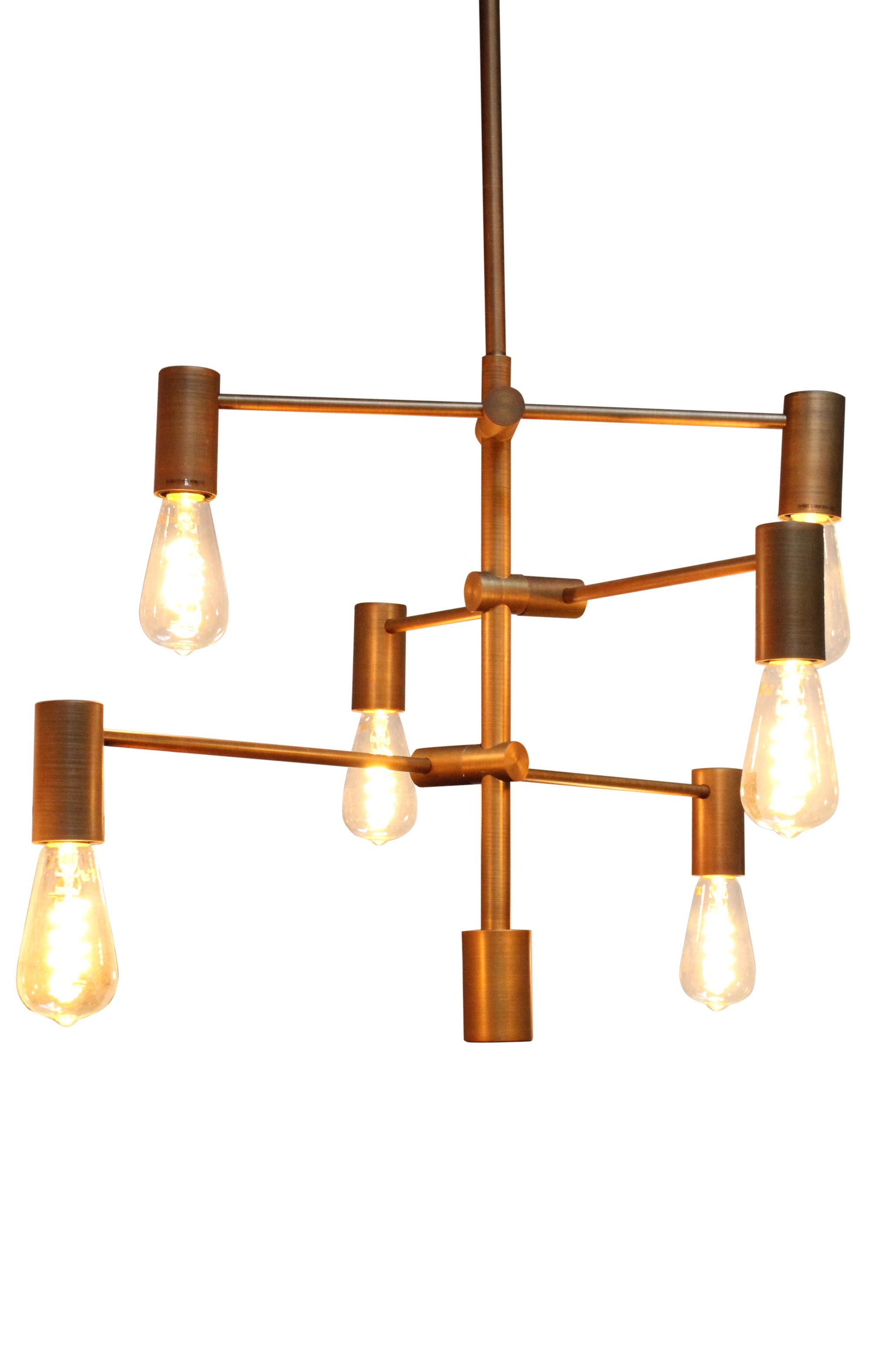 Olsen Multi Light Pendant by Fat Shack Vintage, a Chandeliers for sale on Style Sourcebook