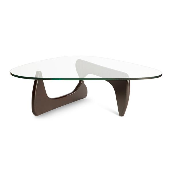 NOGUCHI COFFEE TABLE REPLICA - DARK WALNUT by The Design Edit, a Coffee Table for sale on Style Sourcebook
