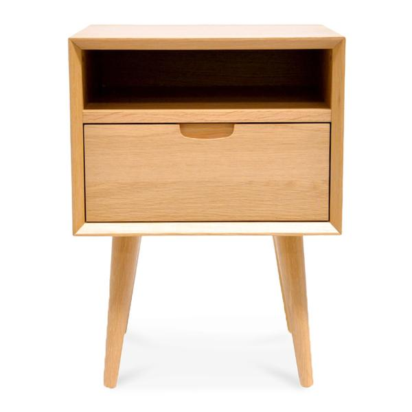 JAKOB BEDSIDE TABLE by The Design Edit, a Bedside Tables for sale on Style Sourcebook