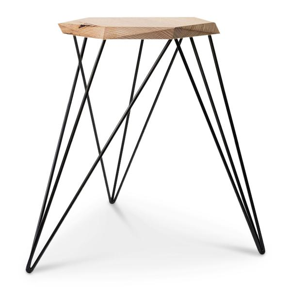 GEOMETRIC SIDE TABLE by Nebulab Design, a Side Table for sale on Style Sourcebook