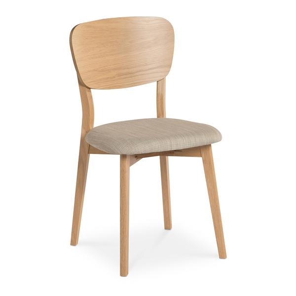 ALVA DINING CHAIR - SET OF 2 by The Design Edit, a Dining Chairs for sale on Style Sourcebook