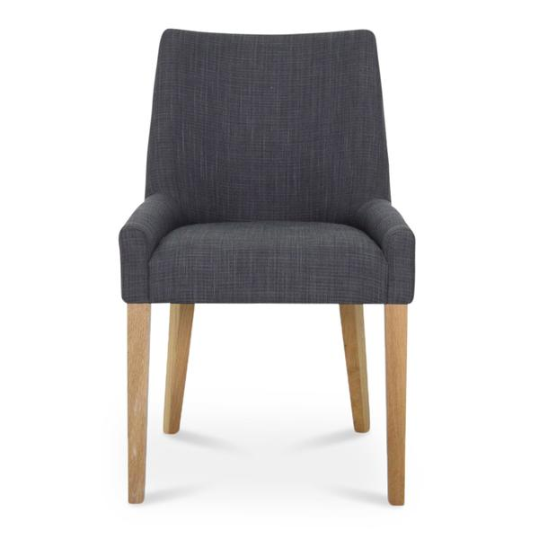 ANTON DINING CHAIR - SET OF 2 by The Design Edit, a Dining Chairs for sale on Style Sourcebook