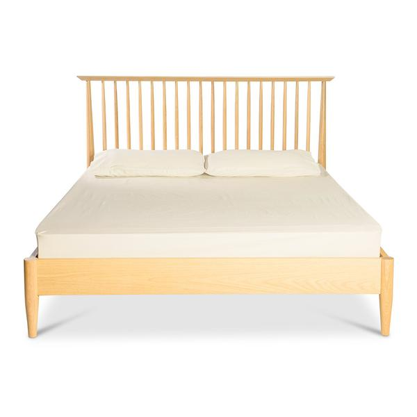 JAKOB QUEEN BED by The Design Edit, a Beds & Bed Frames for sale on Style Sourcebook