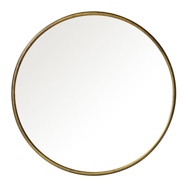 PHOENIX ROUND WALL MIRROR by Amalfi, a Mirrors for sale on Style Sourcebook
