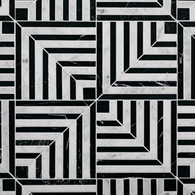 Labyrinth Gravity 305x305 by Labyrinth by Steve Cordony, a Mosaic Tiles for sale on Style Sourcebook