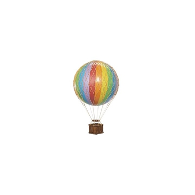Model Hot Air Balloon, Rainbow by Authentic Models, a Mobiles for sale on Style Sourcebook