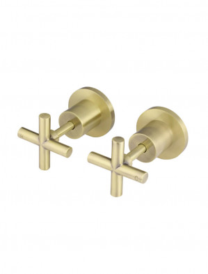 Round Jumper Valve Wall Top Assembly Taps by Meir, a Bathroom Taps & Mixers for sale on Style Sourcebook