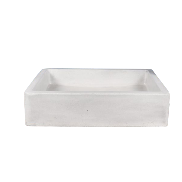 Rectangle Concrete Basin by Just in Place, a Basins for sale on Style Sourcebook