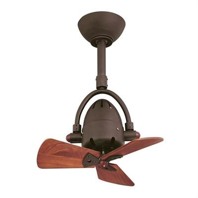 Atlas Diane Solid Wood Ceiling Fan - Bronze by Atlas, a Ceiling Fans for sale on Style Sourcebook
