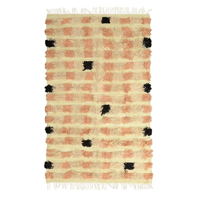 Echoes Rug, Black Spots by Amigos De Hoy, a Kids Rugs for sale on Style Sourcebook
