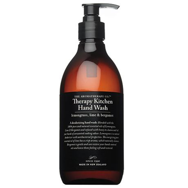 Therapy Kitchen L Hand Wash, Size 500 ml in Lemongrass/Lime/Bergamot Plastic Freedom by Freedom, a Bath & Body Products for sale on Style Sourcebook