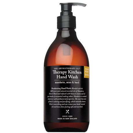 Therapy Kitchen L Hand Wash Size 500 ml in Basil Mint Mandarin Plastic Freedom by Freedom, a Bath & Body Products for sale on Style Sourcebook