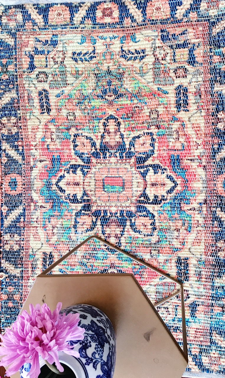 Naaz Upcycled Rug (small) by Peacocks and Paisley, a Contemporary Rugs for sale on Style Sourcebook