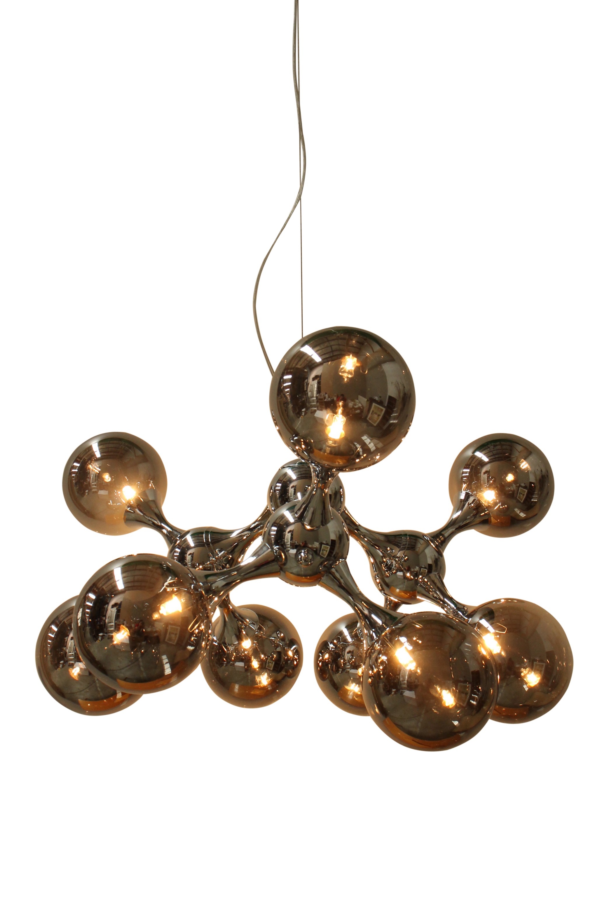 Molecule Pendant Light by Fat Shack Vintage, a Chandeliers for sale on Style Sourcebook
