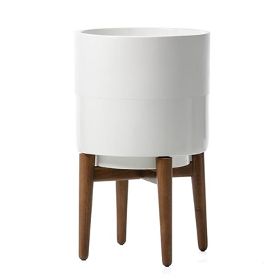 Home Republic Vegas Planter 43x26cm White By Adairs by Adairs, a Plant Holders for sale on Style Sourcebook