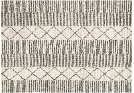 Skandi Grey by Unitex International, a Contemporary Rugs for sale on Style Sourcebook