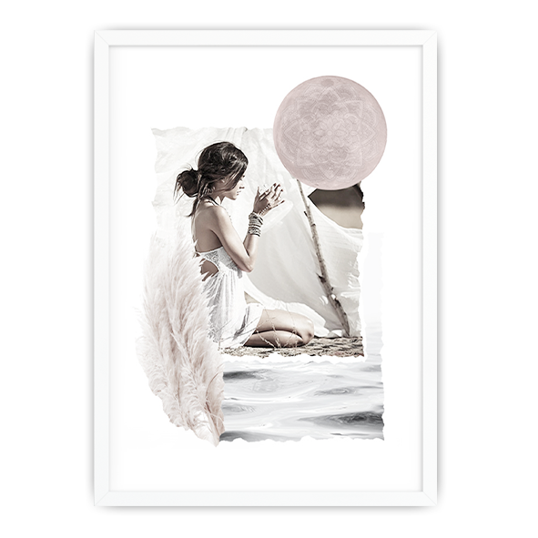 Stillness in Nature by null, a Prints for sale on Style Sourcebook