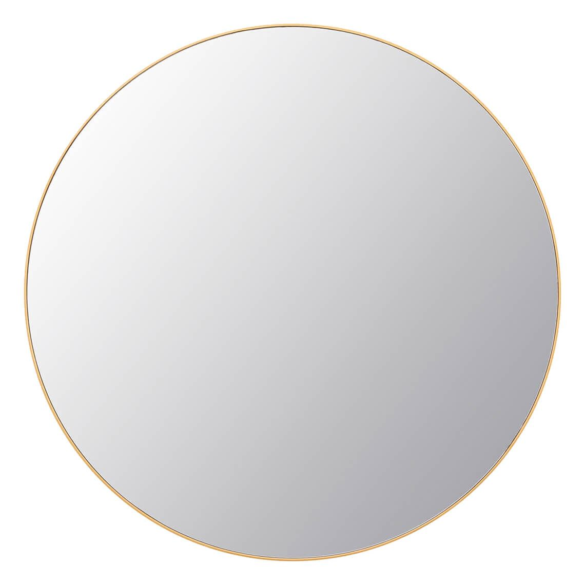 Dylan Mirror Colour Size W 120cm x D 2cm x H 120cm in Gold Wood/Mirrored Glass Freedom by Freedom, a Mirrors for sale on Style Sourcebook