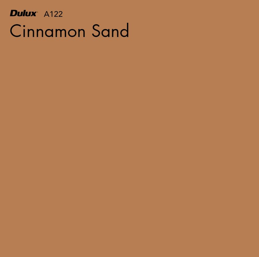 Cinnamon Sand by Dulux, a Oranges for sale on Style Sourcebook