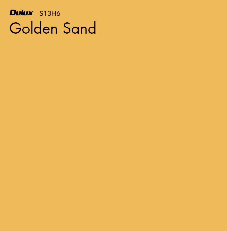 Golden Sand by Dulux, a Yellows for sale on Style Sourcebook