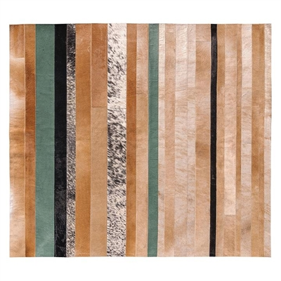 Division Hide Rug by Art Hide, a Hide Rugs for sale on Style Sourcebook