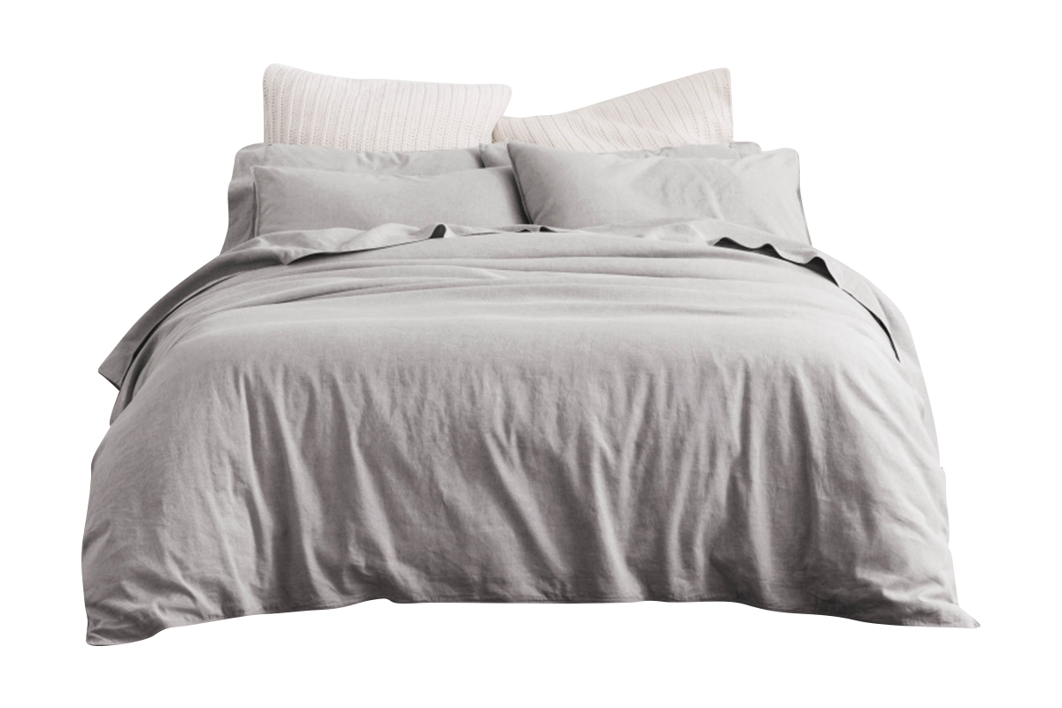 Washed Linen Cotton Quilt Cover Set By Sheridan Style Sourcebook