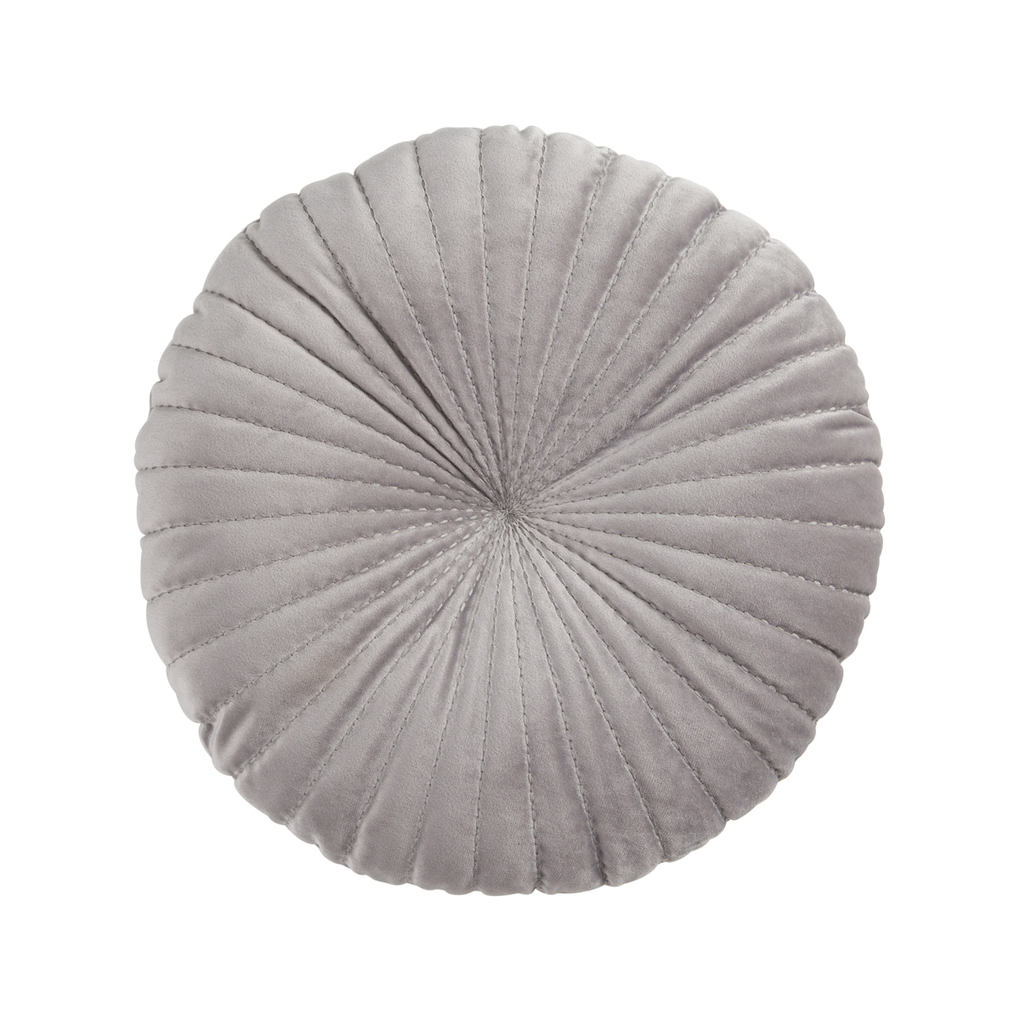 Grace Round Velvet Cushion by Pillow Talk, a Cushions, Decorative Pillows for sale on Style Sourcebook