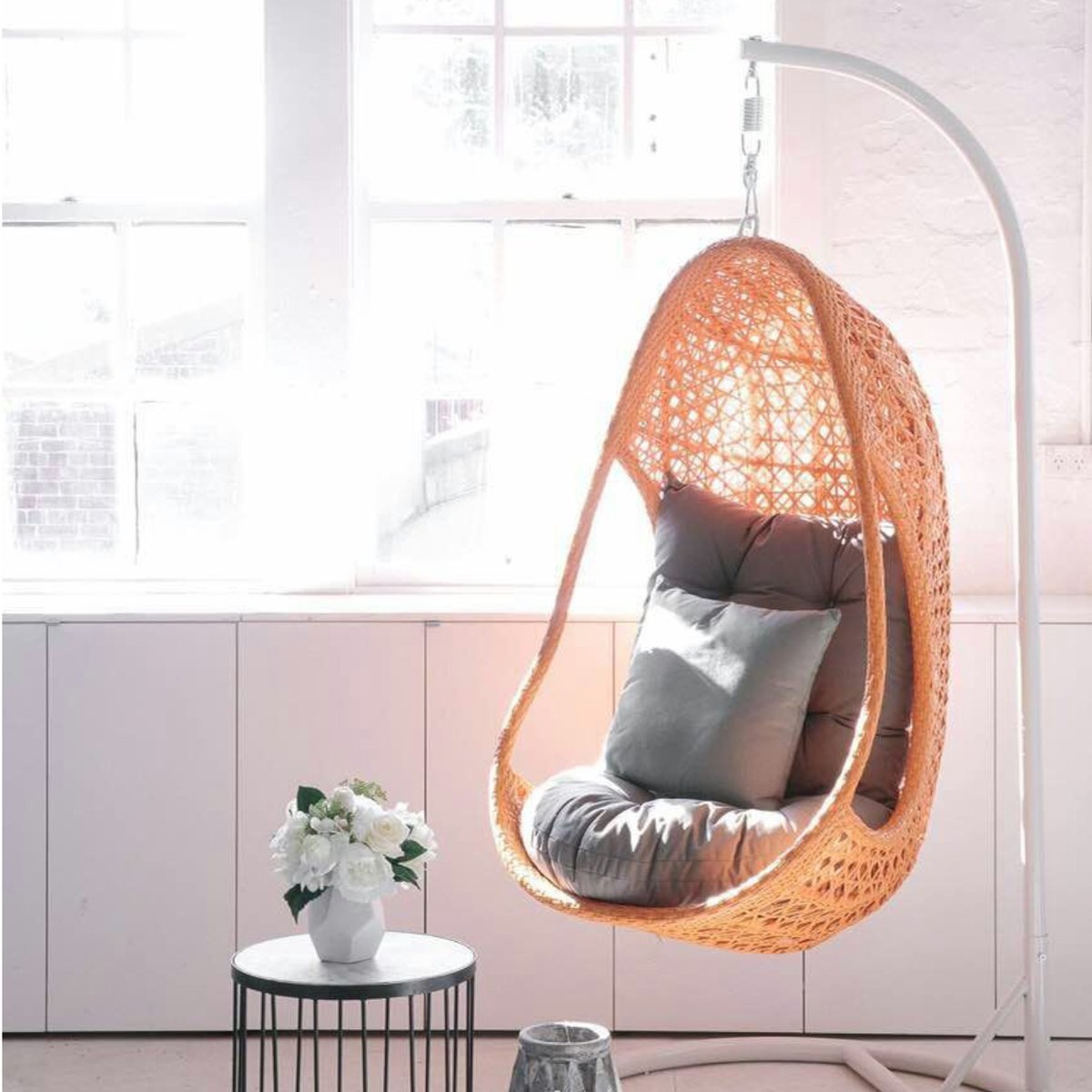 COCO Hanging Egg Chair by OSMEN Outdoor Furniture, a Outdoor Chairs for sale on Style Sourcebook