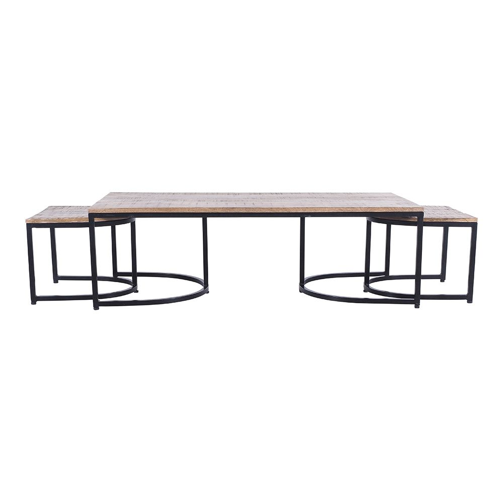 Hartford Coffee Table Set 3 Piece by Early Settler, a Coffee Table for sale on Style Sourcebook