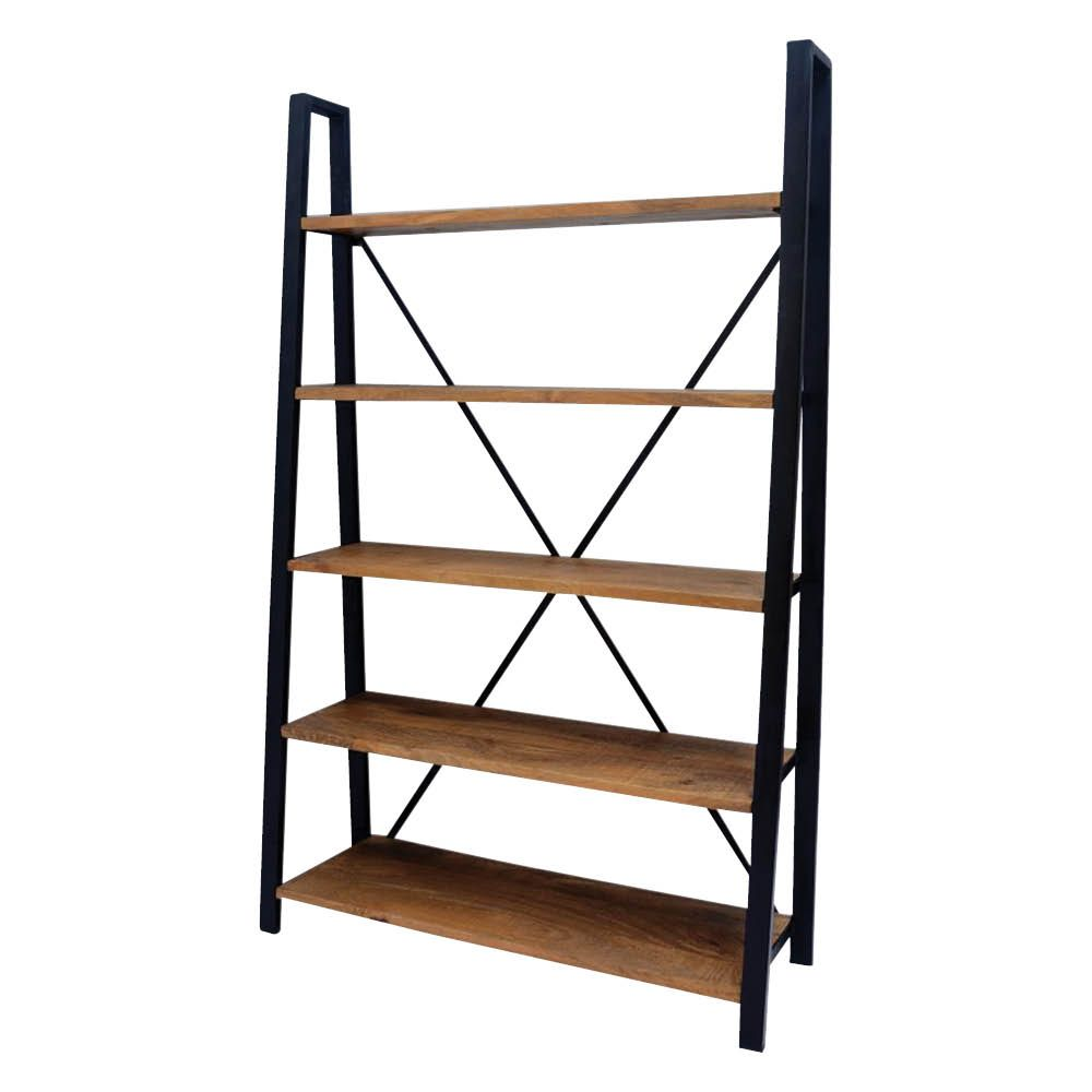 Fulham Ladder Shelving Unit 1900x1200mm by Early Settler, a Bookshelves for sale on Style Sourcebook