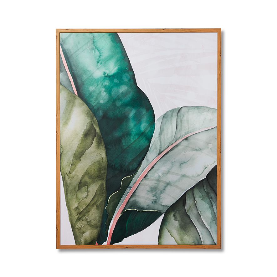 Bahamas Palm Print by Adairs, a Prints for sale on Style Sourcebook