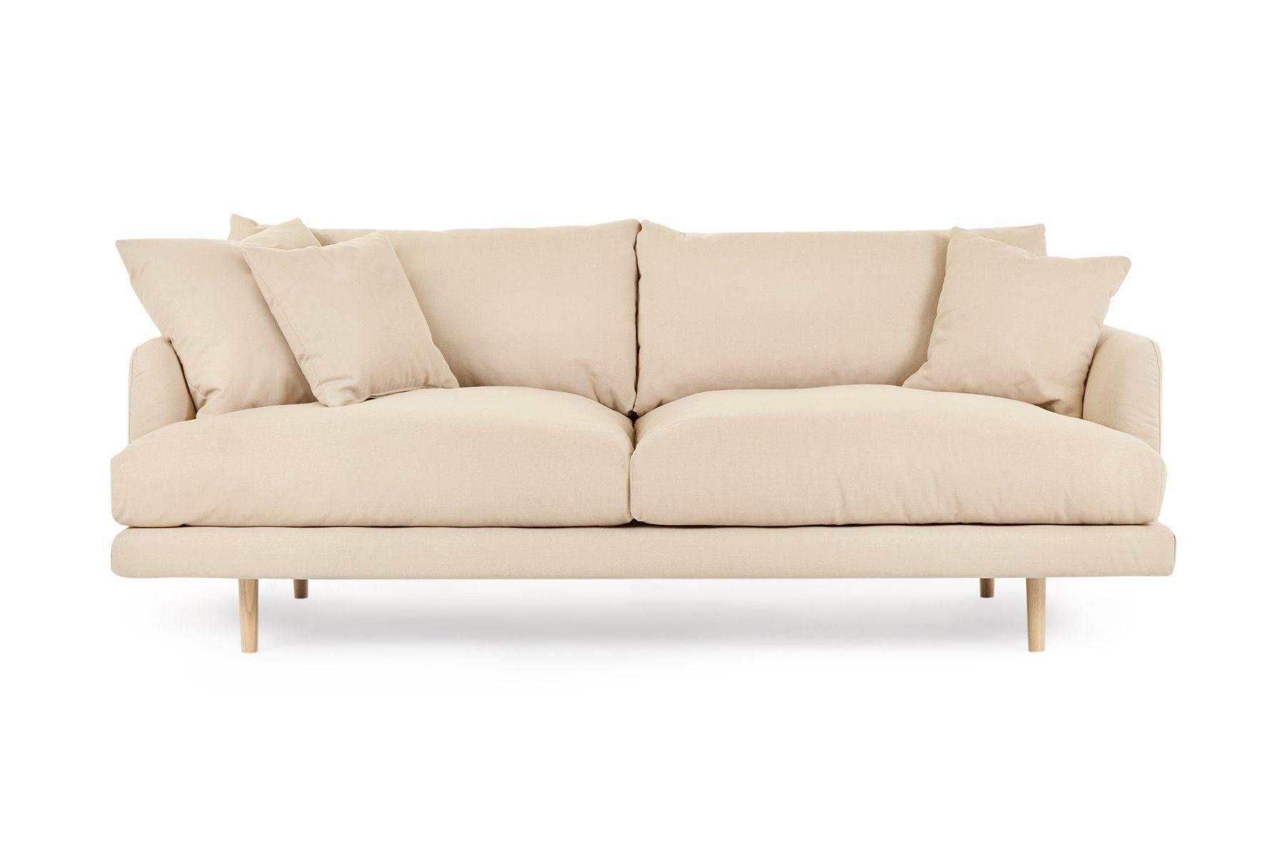 Hampton 3 Seat Sofa by Lounge Lovers, a Sofas for sale on Style Sourcebook