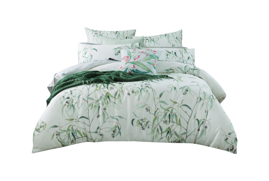 Eucalyptus Quilt Cover by Bed Bath N' Table, a Quilt Covers for sale on Style Sourcebook