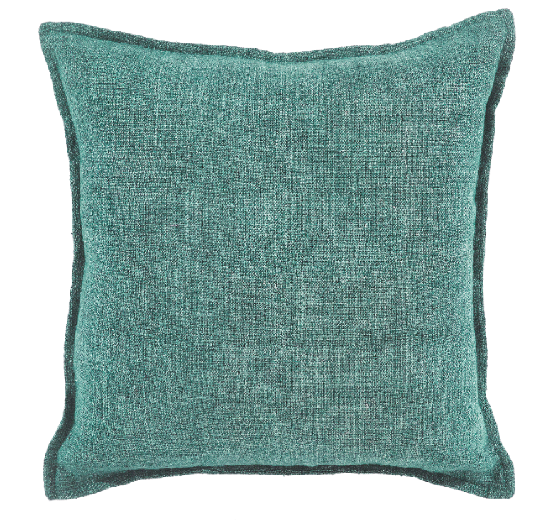 Odessa Linen Cushion by Bed Bath N' Table, a Cushions, Decorative Pillows for sale on Style Sourcebook