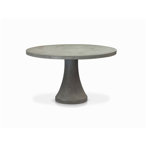 Merida Polished Concrete Dining Table by James Lane, a Dining Tables for sale on Style Sourcebook