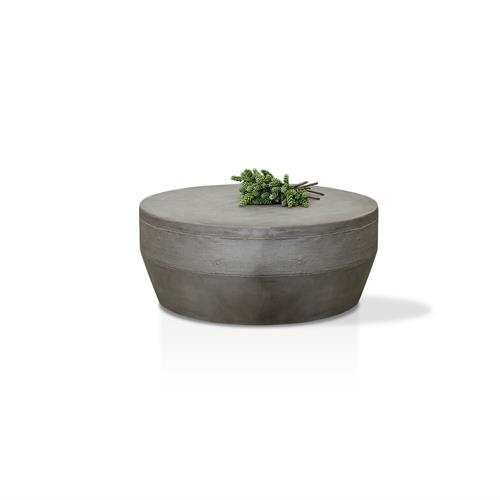 Granada 900mm Polished Concrete Coffee Table by James Lane, a Coffee Table for sale on Style Sourcebook