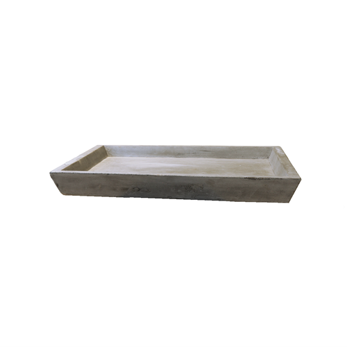 Girona Polished Concrete Tray by James Lane, a Trays for sale on Style Sourcebook