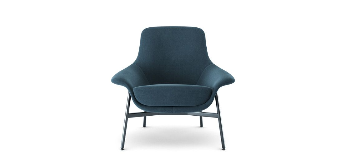 Seymour Low Fixed Chair by King Living, a Chairs for sale on Style Sourcebook